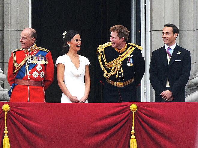 PRELUDE TO A KISS  photo | Pippa Middleton, Prince Harry