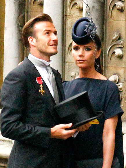 VICTORIA BECKHAM AND DAVID BECKHAM    photo | David Beckham, Victoria Beckham