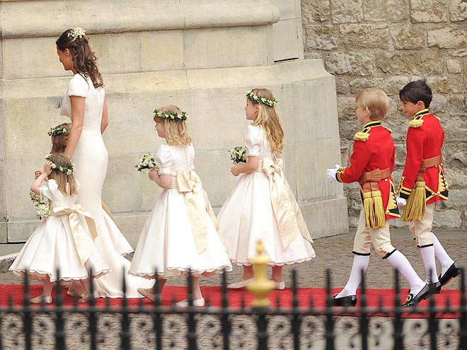 GANG OF SIX photo | Royal Wedding