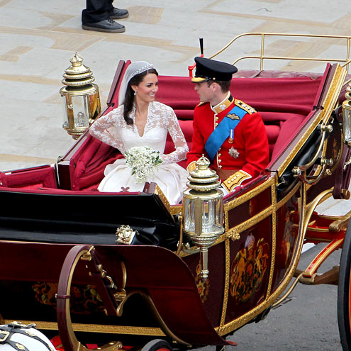 REGAL RIDE   photo | Royal Wedding, Kate Middleton, Prince William