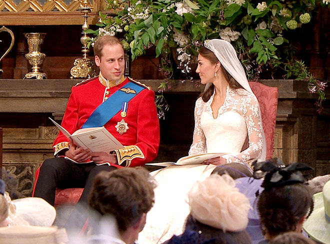 SIDEWAYS GLANCES   photo | Royal Wedding, Kate Middleton, Prince William