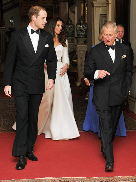 CHANGE OF A DRESS