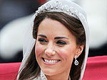 Try on Catherine&#39;s Tiara &#38; Veil! | Royal Wedding, Kate Middleton