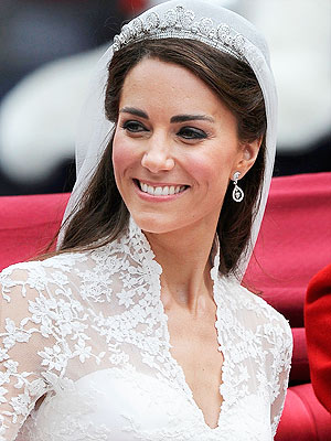 All the Details on Catherine Middleton's Tiara & Jewelry | Royal Wedding, Kate Middleton
