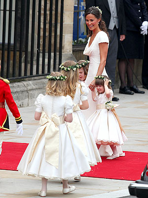 The Royal Wedding Bridal Party Dresses: All the Details!