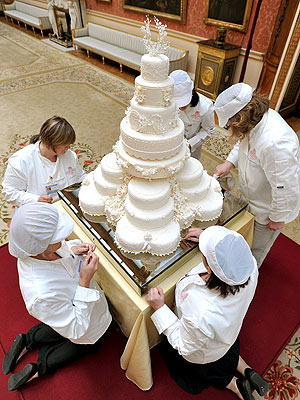 More Royal Wedding Cakes, Royal Wedding Cakes