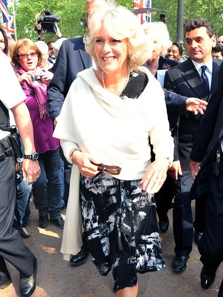 SMILES ALL AROUND photo | Camilla Parker Bowles