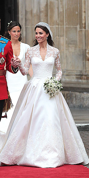 KATE'S DRESS: A WINNER! photo | Royal Wedding, Kate Middleton