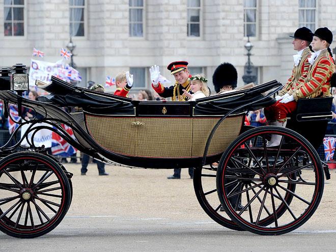 ASCOT LANDAU CARRIAGE  photo | Royal Wedding, Prince Harry