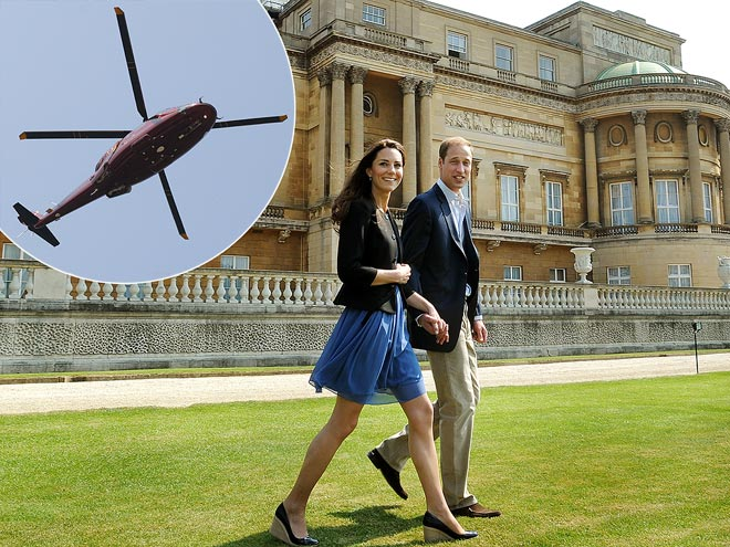 HELICOPTER photo | Royal Wedding, Kate Middleton, Prince William
