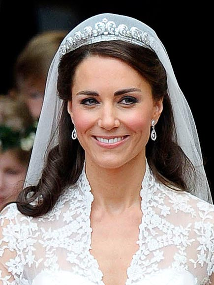 THE HALO  photo | Royal Wedding, Kate Middleton