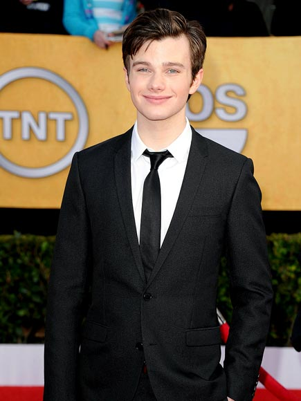CHRIS COLFER  photo | Chris Colfer