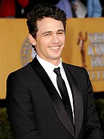 Swoon! 2011 SAG Awards Hottest Men | James Franco