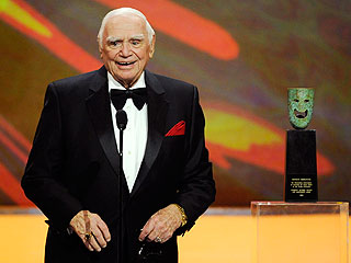 Ernest Borgnine: Tears and Laughter for SAG Life Achievement
