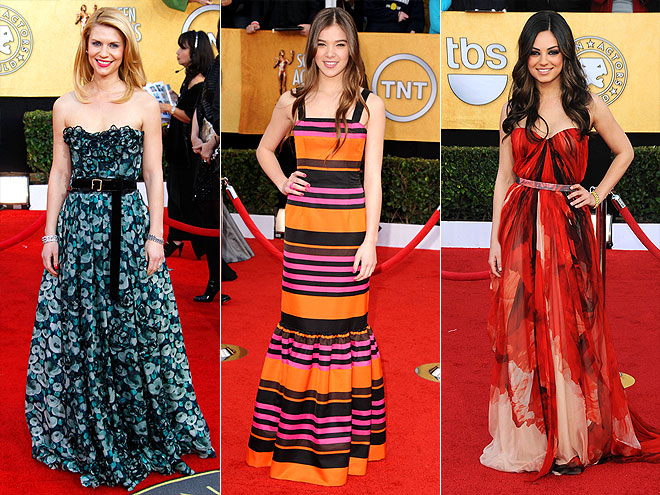 PATTERNS  photo | Claire Danes, Hailee Steinfeld, Mila Kunis