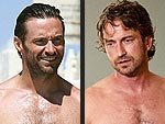 25 Sexy Cheststo Be Thankful For | Gerard Butler