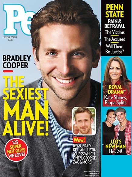 2011  photo | Bradley Cooper