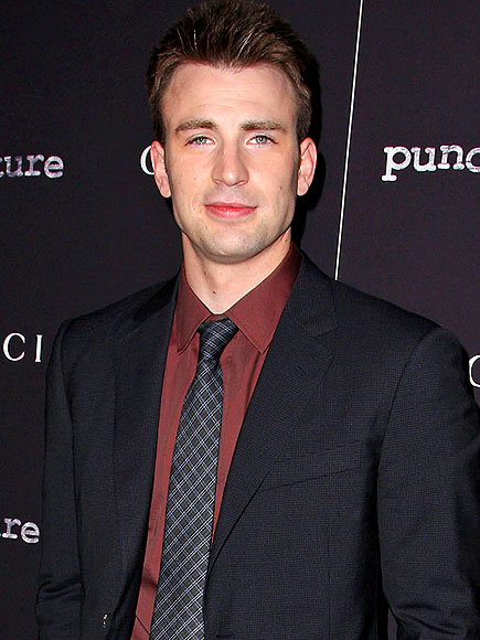 CHRIS EVANS, 30