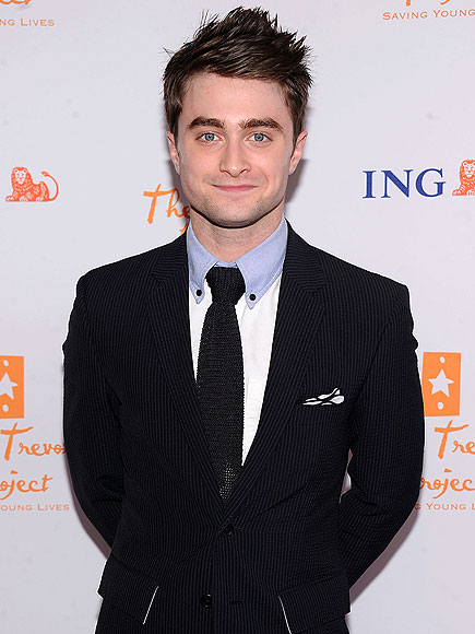 DANIEL RADCLIFFE, 22