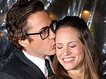 Hollywood Hunks & Their Sexy Halves | Robert Downey Jr.
