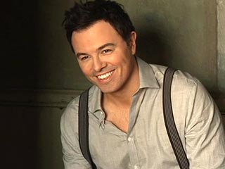 Seth MacFarlane Prefers Nice Over Naughty : Video : People.com