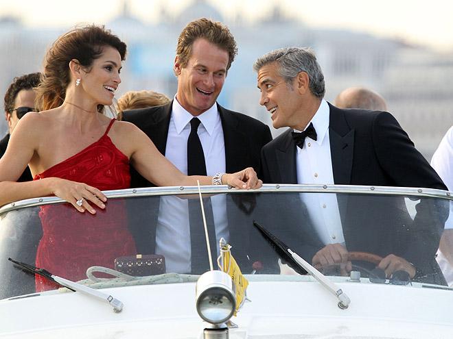 GEORGE CLOONEY  photo | Cindy Crawford, George Clooney, Randy Gerber