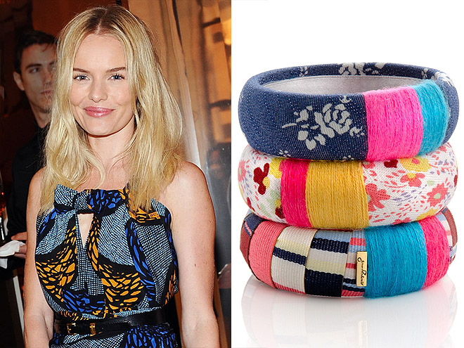 KATE BOSWORTH: FUNKY BANGLES photo | Kate Bosworth