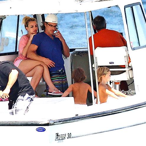 BRITNEY & JASON  photo | Britney Spears, Jason Trawick