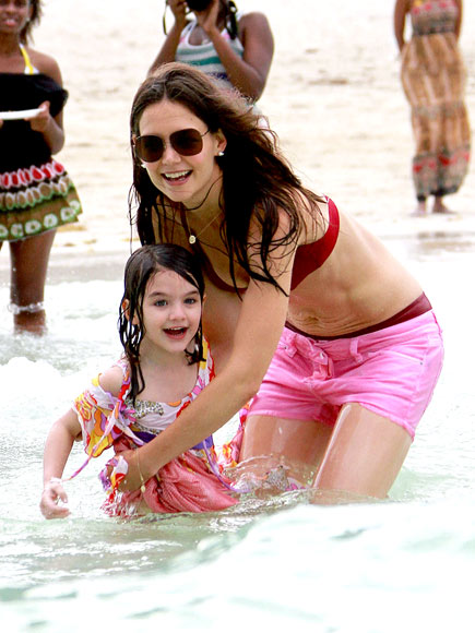 MAKING A SPLASH