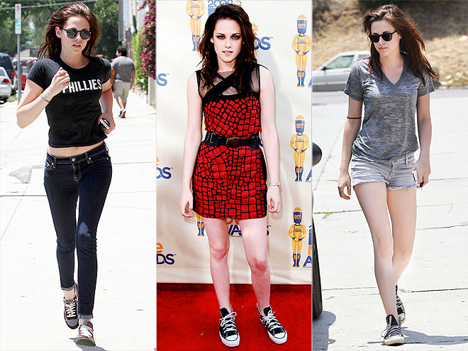 KRISTEN STEWART: KEEPING IT CASUAL photo | Kristen Stewart