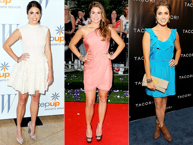 NIKKI REED: COCKTAIL DRESS QUEEN photo | Nikki Reed