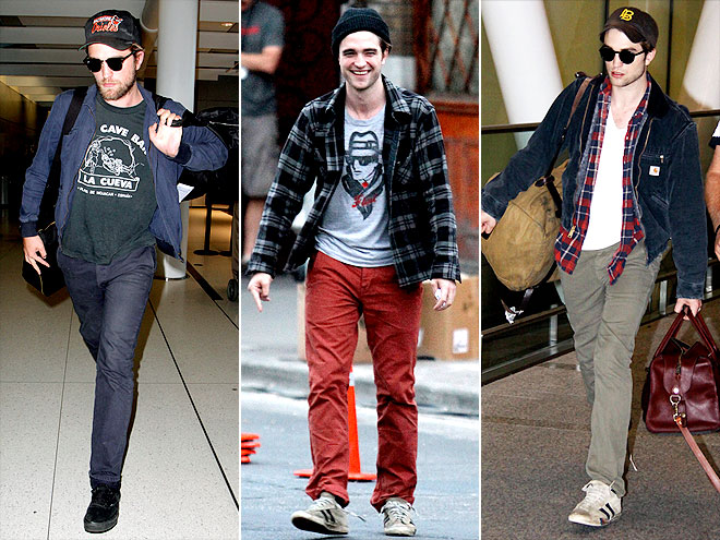 ROBERT PATTINSON: TEE DEVOTEE photo | Robert Pattinson