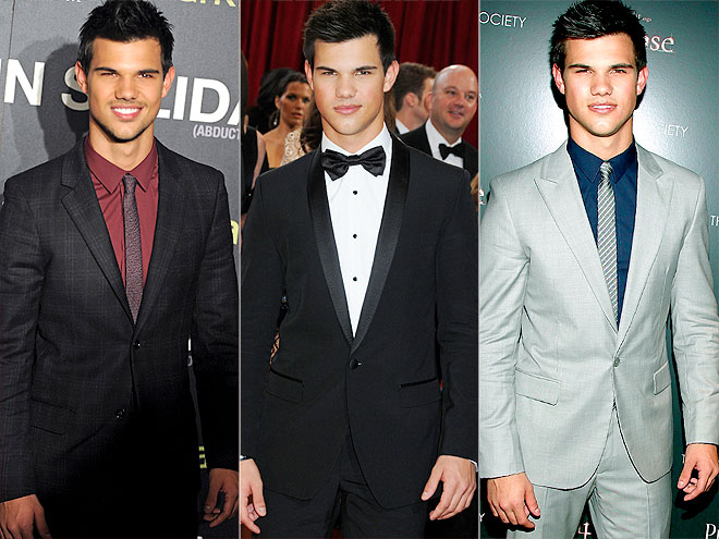 TAYLOR LAUTNER: DEBONAIR DUDE  photo | Taylor Lautner