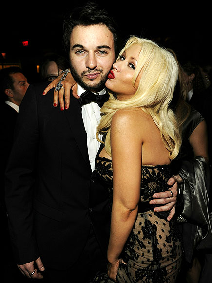 CHRISTINA & MATT 