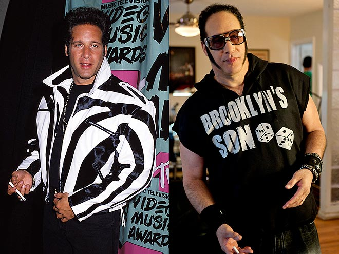 ANDREW DICE CLAY photo | Andrew Dice Clay
