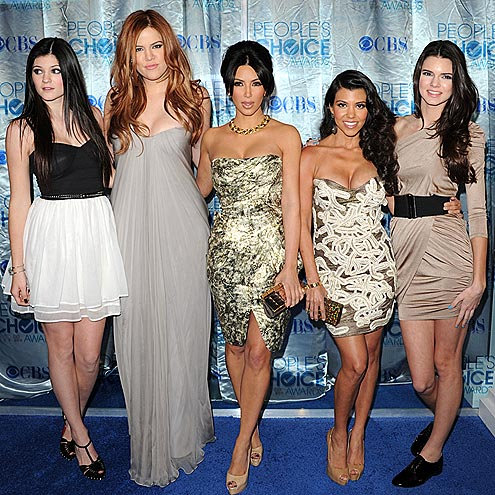 THE KARADSHIANS photo | Khloe Kardashian, Kim Kardashian, Kourtney Kardashian