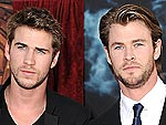 Hollywood's All in the Family Year! | Chris Hemsworth, Liam Hemsworth