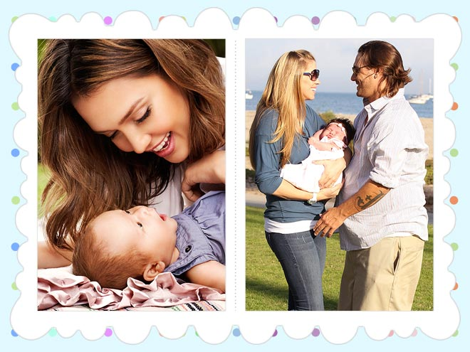 AUGUST photo | Jessica Alba, Kevin Federline