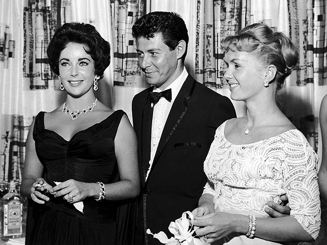 photo | Debbie Reynolds, Eddie Fisher, Elizabeth Taylor