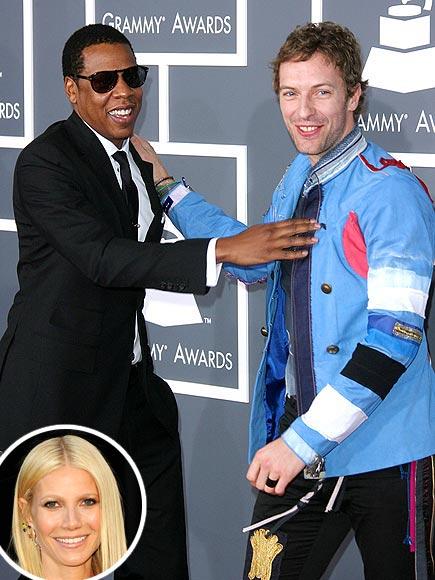 photo | Chris Martin, Jay-Z