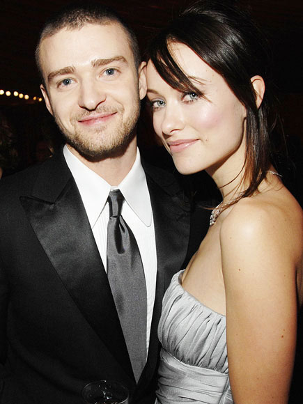 photo | Justin Timberlake, Olivia Wilde