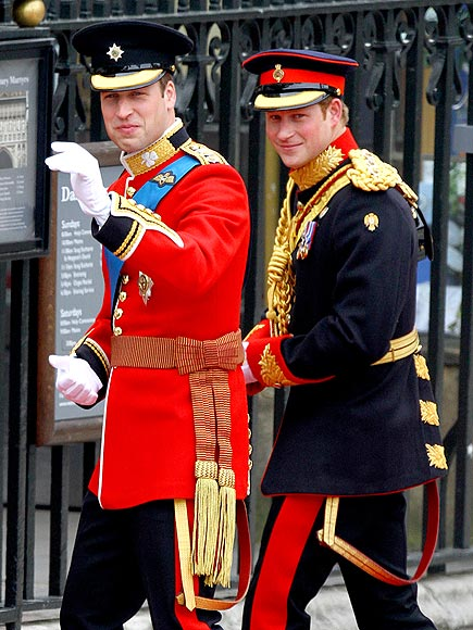 photo | Prince Harry, Prince William