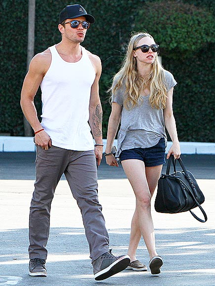 RYAN & AMANDA   photo | Amanda Seyfried, Ryan Phillippe