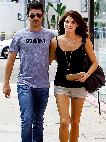 JOE & ASHLEY photo | Ashley Greene, Joe Jonas