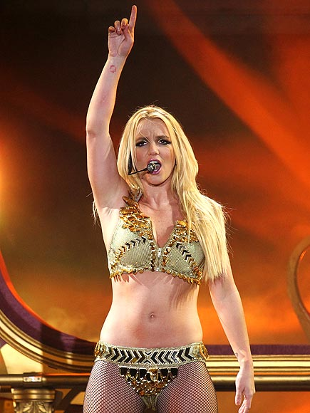 UP: BRITNEY SPEARS