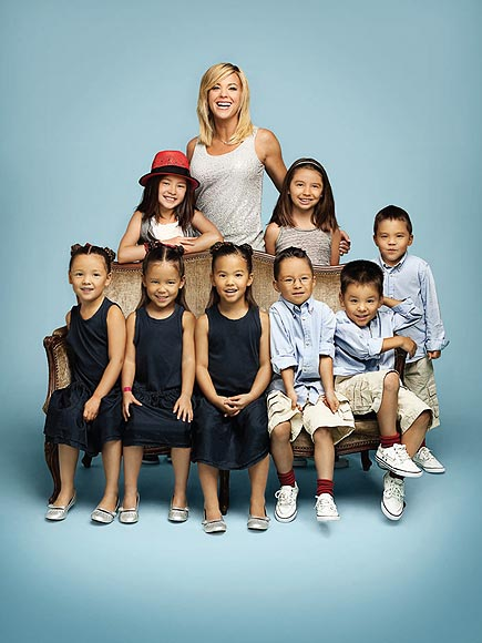 DOWN: KATE GOSSELIN
