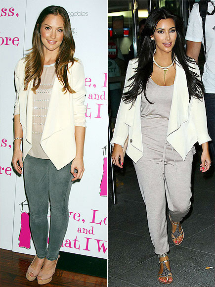 MINKA VS. KIM  photo | Kim Kardashian, Minka Kelly