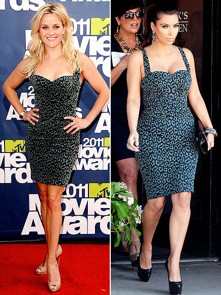 REESE VS. KIM photo | Kim Kardashian, Reese Witherspoon