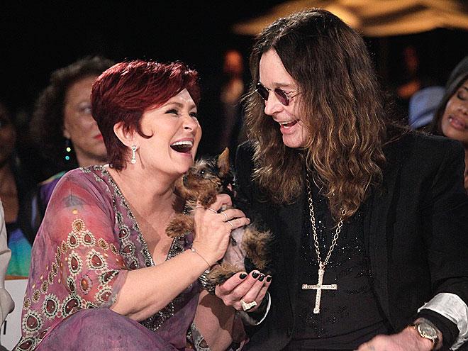 SHARON & OZZY OSBOURNE  photo | Ozzy Osbourne, Sharon Osbourne