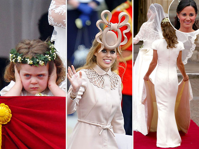 ROYAL WEDDING BREAKOUT STARS